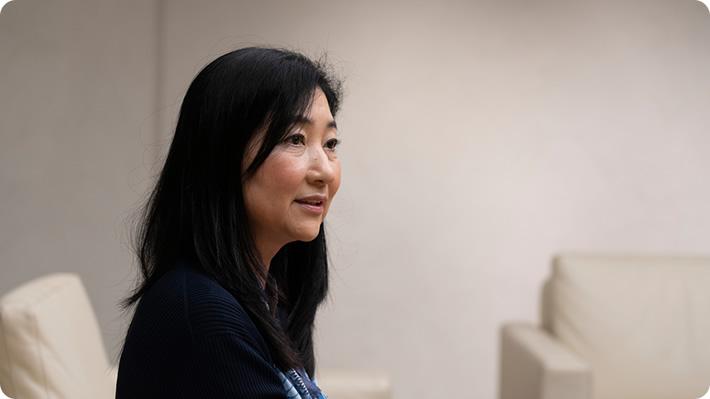 片江佳葉子さん