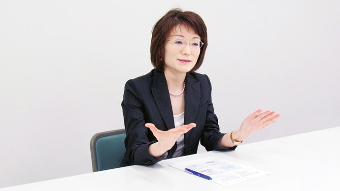 ECC総合教育研究所所長 太田 敦子さん